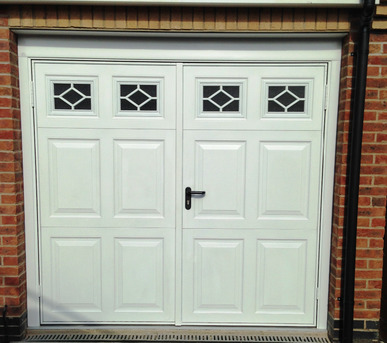 Side Hinged Garage Doors Colchester Essex Suffolk