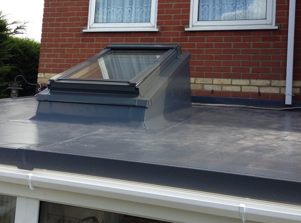 Roof light Installers Colchester