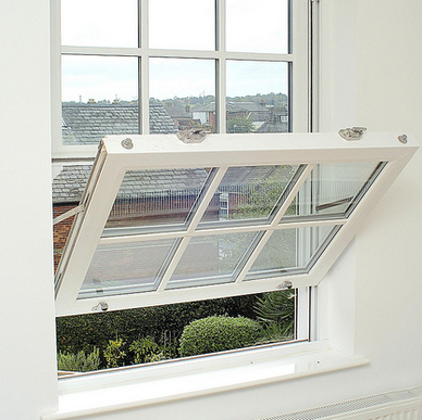 VERTICAL SLIDER WINDOWS