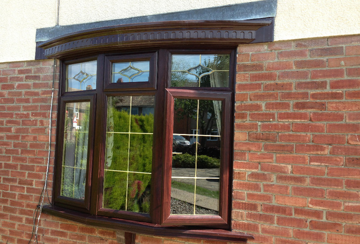 All windows are low maintenance and are safe and secure. & BOW AND BAY WINDOWS DOUBLE GLAZING CANOPY WINDOWS ESSEX SUFFOLK