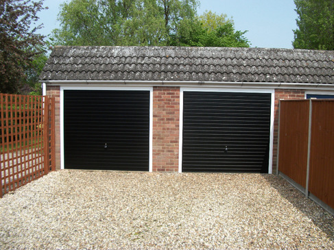Hormann Garage Doors come with a 10 year guarantee! & Up And Over Garage Doors Colchester Essex Suffolk