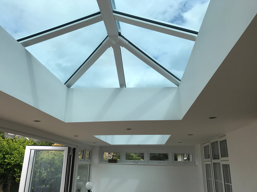 Conservatory Roof Lantern Installation Colchester