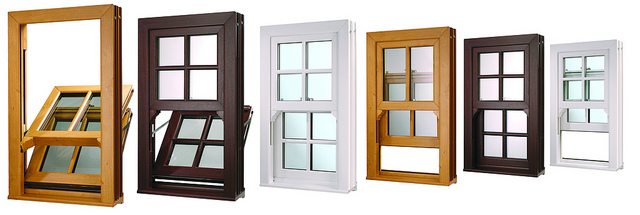 Standard Sash Window Systems Colchester